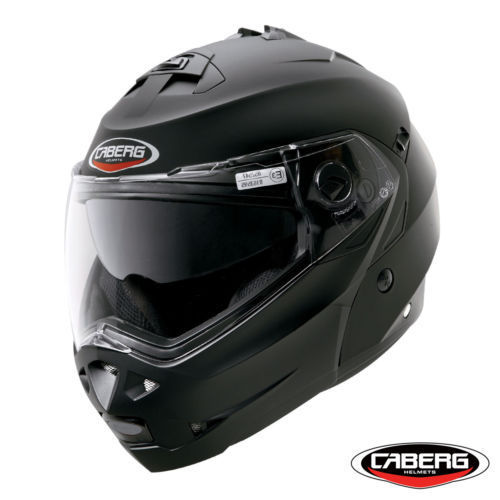 Casco Modulare Caberg Duke Metal Black