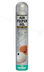 AIR FILTER OIL SPRAY MOTOREX 750 ml