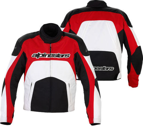 Alpinestars T-GP Plus Jacket Rosso