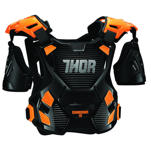 Thor Guardian Youth Bambino Nero Arancio