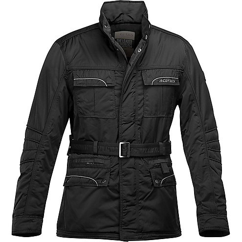 Giacca Scooter Acerbis Brooklyn Jacket Black