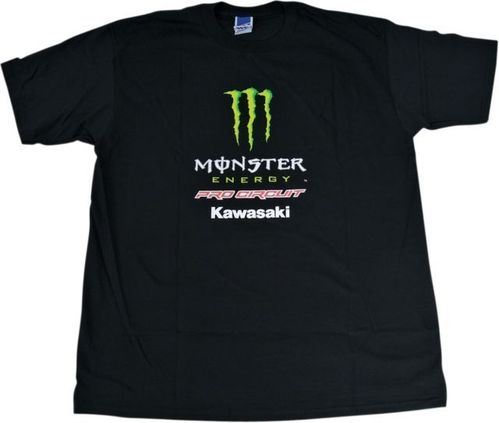 T-Shirt Monster Pro Circuit Kawasaki